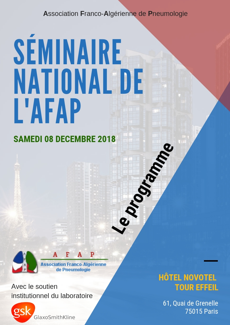 2018 10 26 Séminaire National de lAFAP Recto